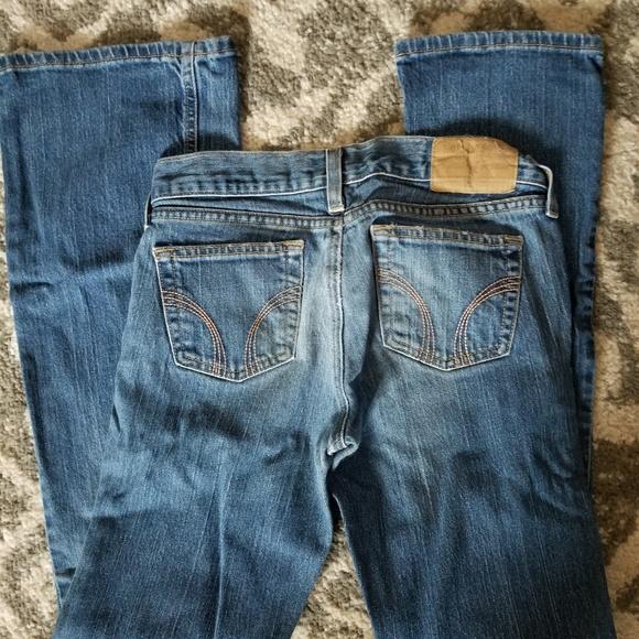 Hollister Denim - Hollister bootcut jean size 1R